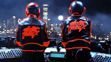 Daft punk officially moves back in 'Epilogue' music video
