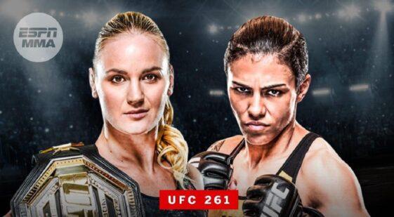 Valentina Shevchenko vs. Jessica Andrade title fight booked for UFC 261