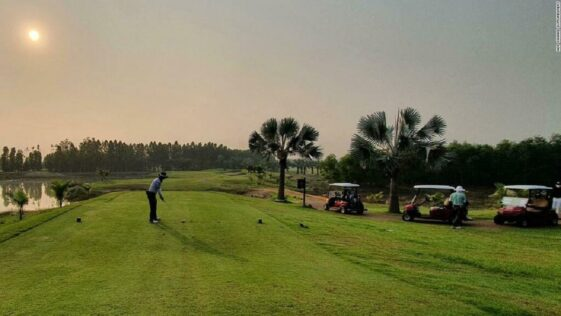 """The new trend to go luxurious """"golf quarantine"""" in Thailand"""