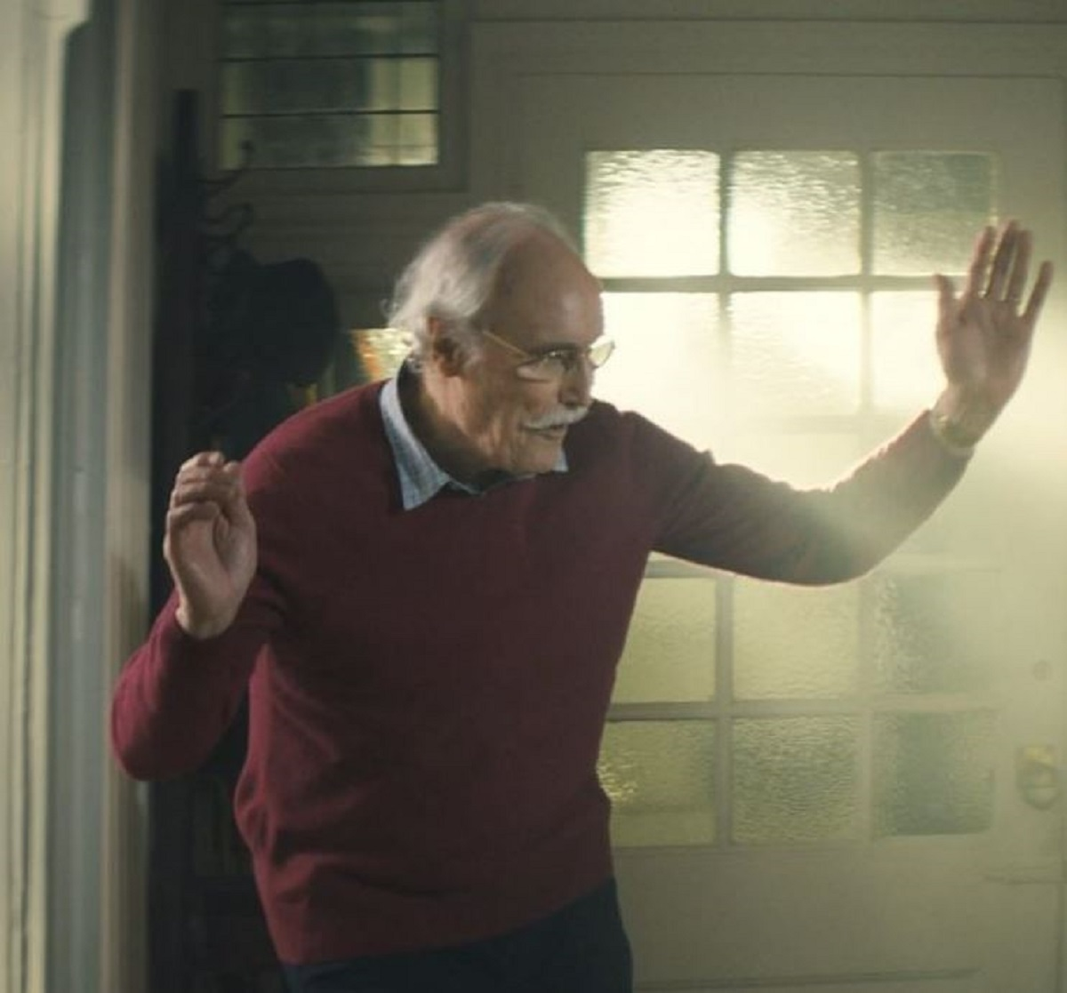 Retired auto industry worker pursues his dream of acting at 84