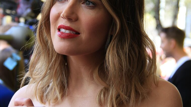"""Mandy Moore Has """"So Much Gratitude"""" For The People Who Made Her Dog Cancer-Free"""