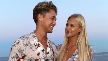 AJ Pritchard gives an update on his girlfriend Abbie Quinnen's recovery after the accident