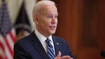 Joe Biden plans to run for second term as US President