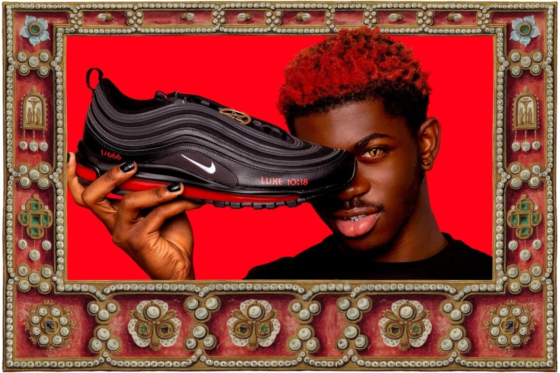 lil nas shoes