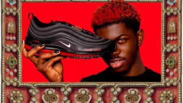 Nike Distances Itself From Lil Nas X's Satan Shoes Containing Human Blood
