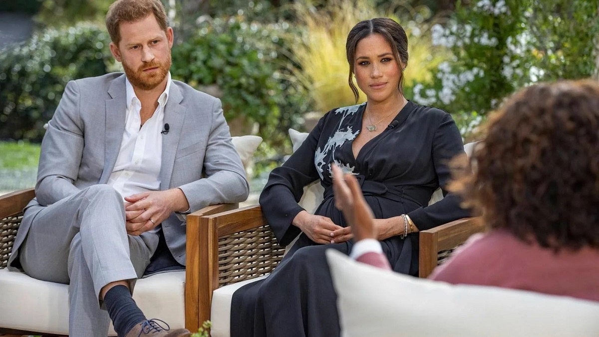 Meghan Markle : looked at the suicide during pregnancy