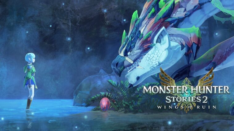 Latest Monster Hunter Stories 2: Wings by Ruin Trailer confirms PC Release, July 9th