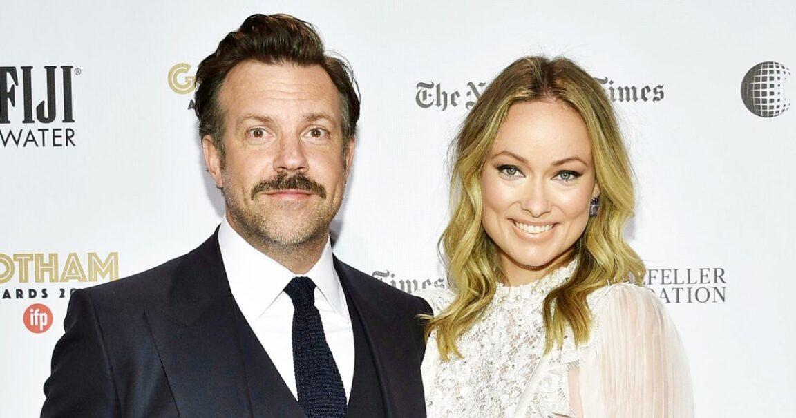 Olivia Wilde congratulates Jason Sudeikis on critics' Choice Awards 2021 wins: 'so happy for you'