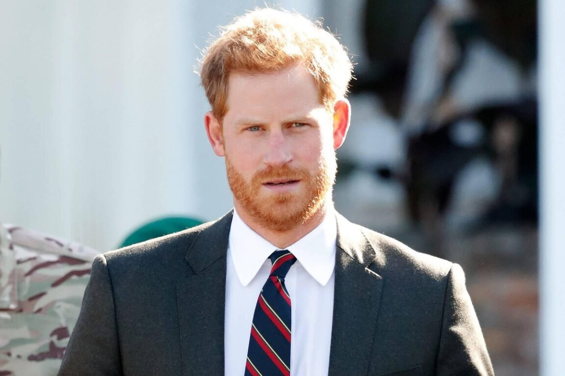 "Prince Harry : he will leave the royal family ""for fear that history repeat"" about Diana's death"