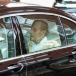 Prince Philip leaves the London hospital after heart process, treatment of infections
