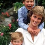 "Look at Prince William's Mugs of Children on ""Grandma Diana"" at the UK Mother's Day"