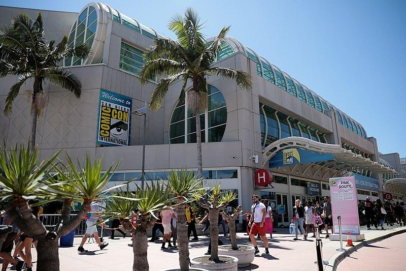 San Diego Comic Con 2021