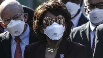 Time To Put Mad Maxine Waters Out To Pasture