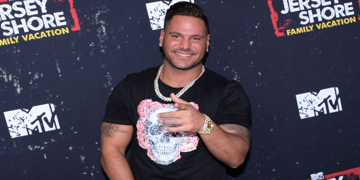 Ronnie Ortiz-Magro Arrested for Domestic Violence