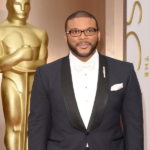 At the Oscars, Tyler Perry received the Jean Hersholt humanitarian award.