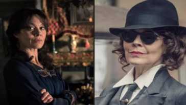 Peaky Blinders pays tribute to Helen McCrory after her death at 52 years old
