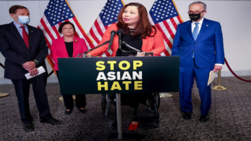 Senate Responds To Wave Of Violence Against Asian Americans