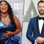 Lizzo updates fans on how it's going since sliding into Chris Evans' DMs