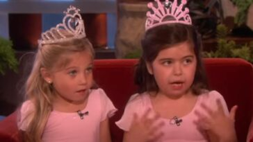 Sophia Grace And Rosie Shock Fans With Birthday Photo