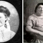 The ex-beauty who became the ugliest woman in the world: Mary Ann Bevan endured everything for her children