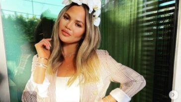 Chrissy Teigen is planting a tribute tree with Jack's ashes in the ground