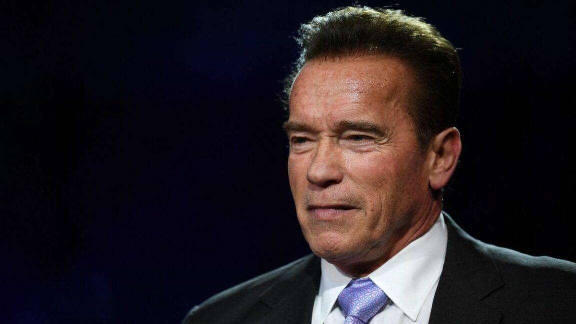 "Arnold Schwarzenegger isn't afraid of death, it just ""f***"" him up"