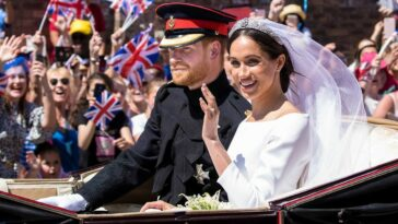 Archbishop of Canterbury tells the truth about Harry and Meghan's secret wedding