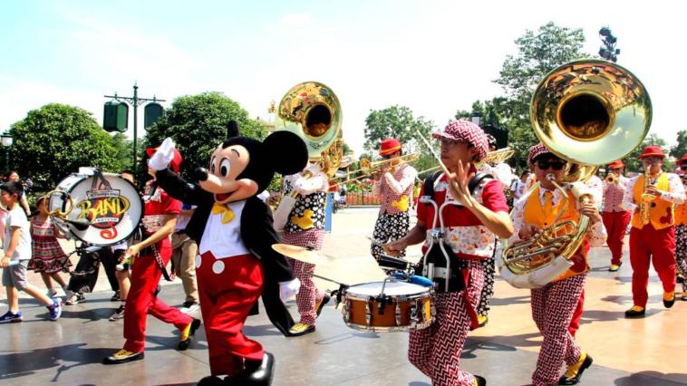 Disney parks will