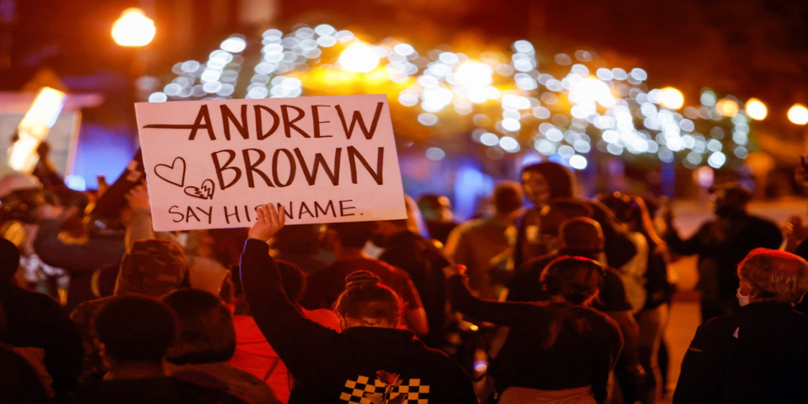 Police shot Andrew Brown in the back of the head, an autopsy