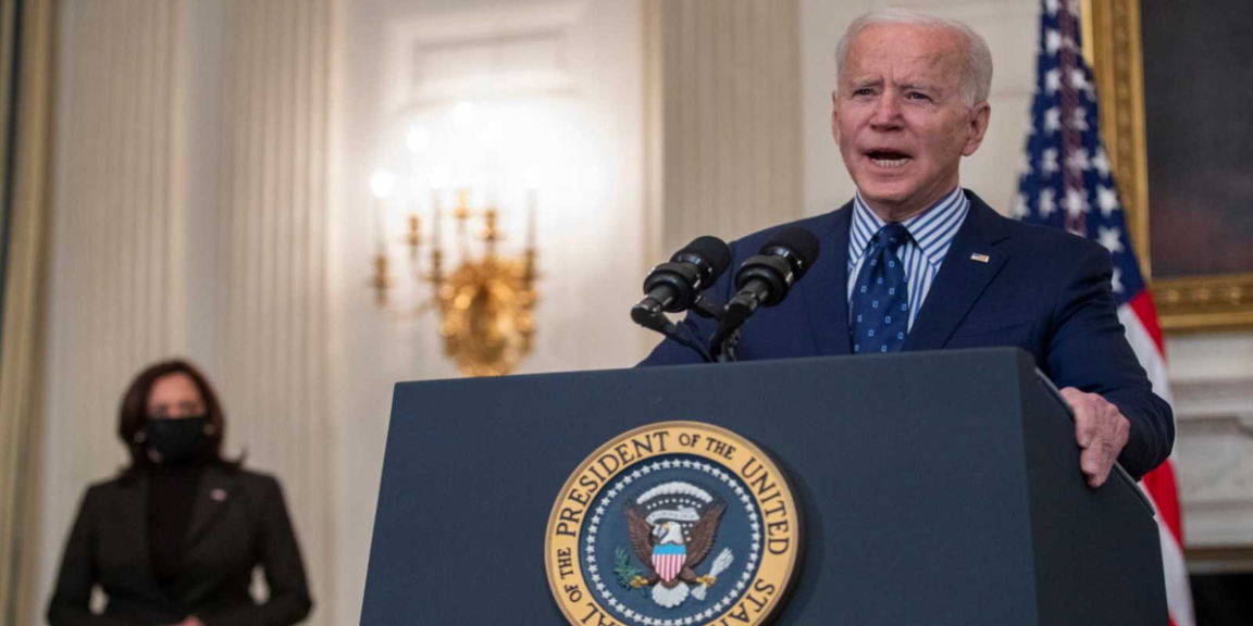 President Joe Biden asks Congress to ban assault weapons