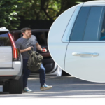 Jennifer Lopez and Ben Affleck hang out after Alex Rodriguez split