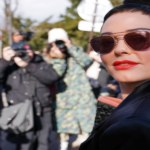 Famed actress Rose McGowan had some harsh words for her fellow travelers on the left