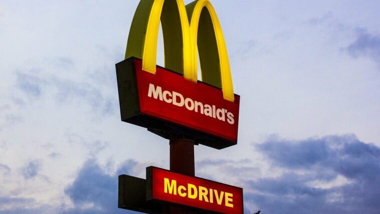 Everything is 20 percent off at McDonald's between April 14 and April 20