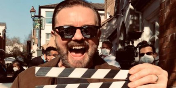 Filming has begun on the third season of After Life