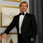 A reporter asks at the Oscar gala what Brad Pitt smelled like