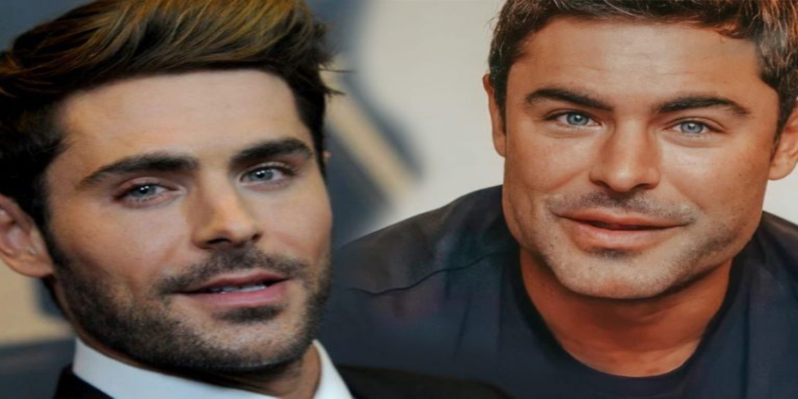 "Networks explode with the ""new face"" of Zac Efron"