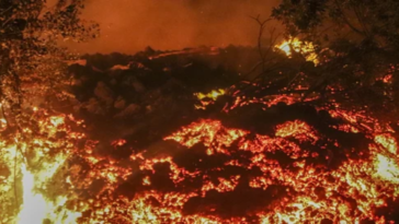 15 people killed by the eruption of the Nyiragongo volcano