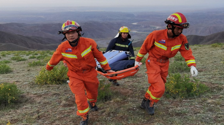 21 runners died of cold during a mountain race in China