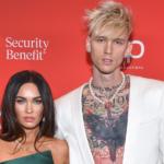 Machine Gun Kelly talks about the peculiar gift his partner Megan Fox gave him