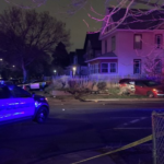 A girl was shot in the head Monday night in Minneapolis and killed