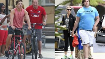 Arnold Schwarzenegger's two sons who have been trending on social media