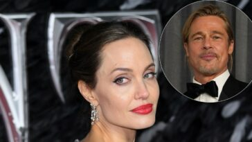 "The 45-year-old actress recalls feeling ""broken,"" which allowed her to relate to her character in the film, Hannah Faber. Actress Angelina Jolie recalls feeling ""broken"" amid custody battle with Brad Pitt"