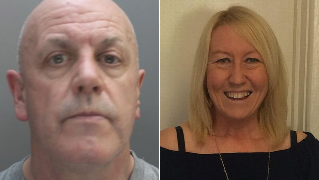 """A British man kills his wife with 300 stab wounds and """"smashes her face""""."""