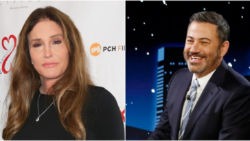 "Jimmy Kimmel criticized and slammed candidate Caitlyn Jenner as ""ignorant"""