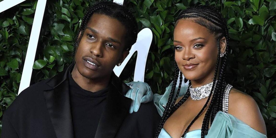 Rapper A$AP Rocky confirms his romance with Rihanna