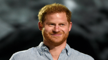 Prince Harry says growing up as a royal was like being in a zoo