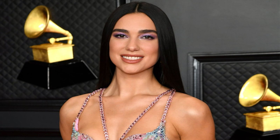 Dua Lipa targeted for expressing support for Palestine