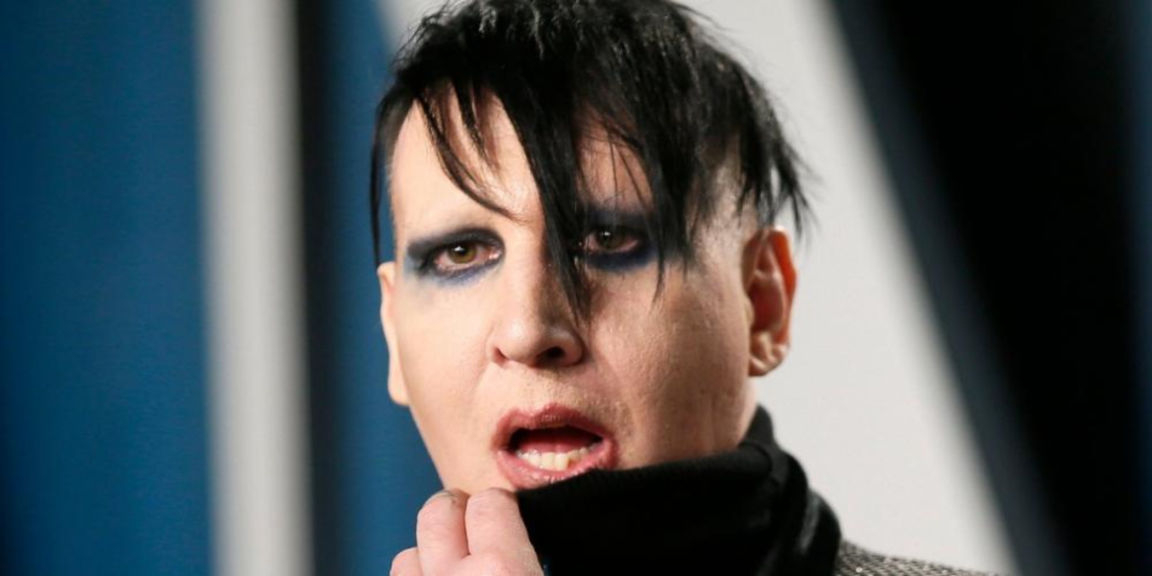 Ashley Morgan Smithline an ex-girlfriend of Marilyn Manson claims she survived a monster