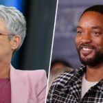 Jamie Lee Curtis shares honest photo, urges self-acceptance in response to Will Smith