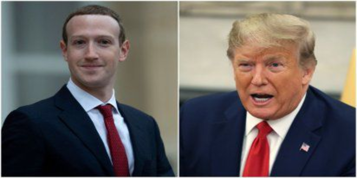 Trump remains banned from Facebook and Instagram and this Wednesday could end his exile